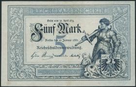 R.006: 5 Reichsmark 1882 (2)