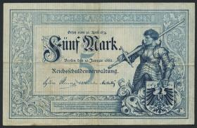 R.006: 5 Mark 1882 (3)
