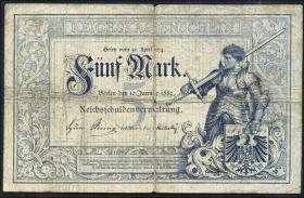 R.006: 5 Reichsmark 1882 (4)