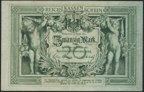 R.007: 20 Mark 1882 (3/2)