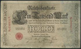 R.010: 1000 Mark 1884 (4)