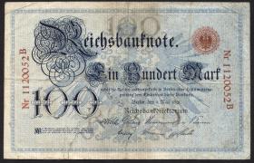 R.012: 100 Mark 1891 (3)