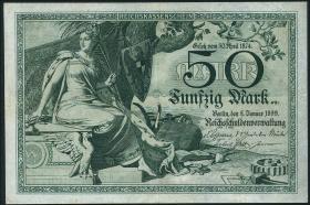 R.019 50 Mark 1899 (3+)