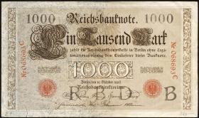 R.021: 1000 Mark 1903 (3+)