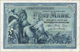 R.022a: 5 Mark 1904 (1)