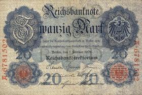R.031: 20 Mark 1908 (3)