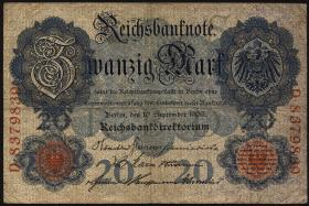 R.037 20 Mark 1909 (4)