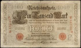 R.039: 1000 Mark 1909 (4)