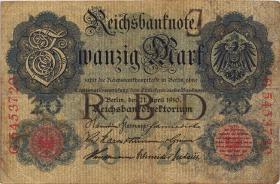 R.040bF: 20 Mark 1910 (3)