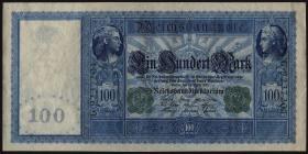R.044a: 100 Mark 1910 (1-)