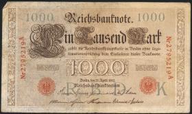 R.045b 1000 Mark 1910 rote Siegel (3)