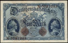 R.048b: 5 Mark 1914  (1-)