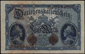 R.048c: 5 Mark 1914  (1-)