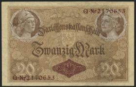 R.049b: 20 Mark 1914 7-stellig (1-)