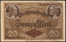 R.049b: 20 Mark 1914 7-stellig (2+)