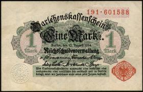 R.051a: 1 Mark 1914 (3)