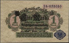 R.051d: 1 Mark 1914 (1)