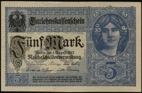 R.054b: 5 Mark 1917 8-stellig (1)