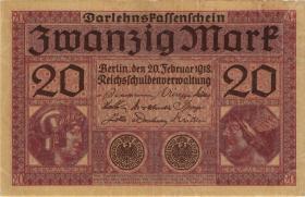 R.055: 20 Mark 1918 (1-)