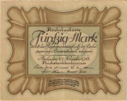 R.057b: 50 Mark 1918 (2)