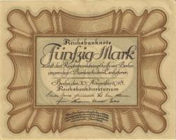 R.057c: 50 Mark 1918 (2)