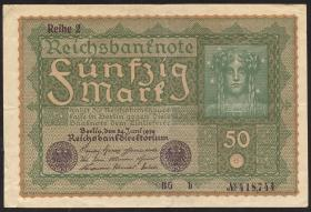 R.062b: 50 Mark 1919 Reihe 2 (3)