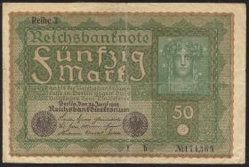 R.062c: 50 Mark 1919 Reihe 3 (3)