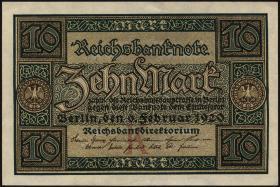 R.063c: 10 Mark 1920 (1/1-)