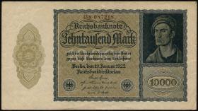 R.069c: 10000 Mark 1922 Firmendruck (3)
