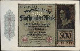 R.070: 500 Mark 1922 (2)