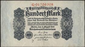 R.072: 100 Mark 1922 (2)
