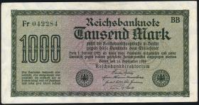 R.075a: 1000 Mark 1923 (2)
