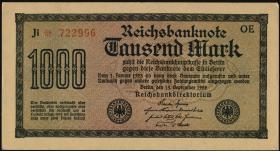 R.075d: 1000 Mark 1922 (1)