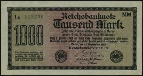 R.075f: 1000 Mark 1922 (1)