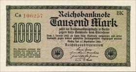 R.075g: 1000 Mark 1922 (1)