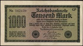R.075k: 1000 Mark 1922 (1)
