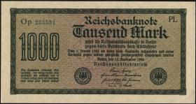 R.075m: 1000 Mark 1922 (1)