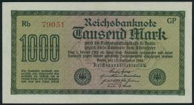 R.075p: 1000 Mark 1923 5-stellig (2)