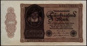 R.077 5000 Mark 1922 (2/1)