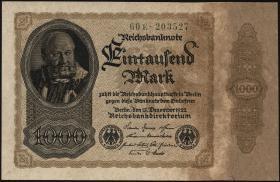 R.081bE: 1000 Mark 1922 (1)