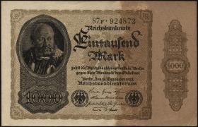 R.081bF: 1000 Mark 1922 (1)