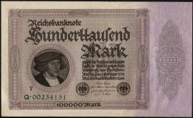 R.082c: 100.000 Mark 1923 T (1)