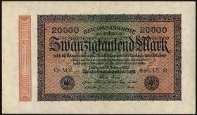 R.084b: 20000 Reichsmark 1923 (1)