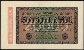 R.084i: 20000 Reichsmark 1923 (1)