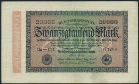 R.084f: 20000 Reichsmark 1923 (3)