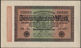 R.084j: 20000 Reichsmark 1923 (1)