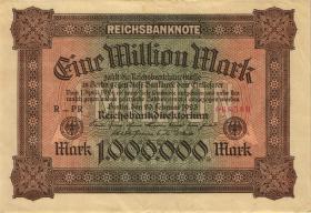 R.085a: 1 Million Mark 1923 (2)
