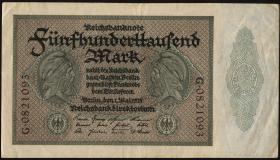 R.087a 500.000 Mark 1923 Reichsdruck (3)