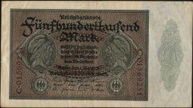 R.087b 500.000 Mark 1923 Reichsdruck (3)