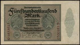 R.087c 500.000 Mark 1923 Reichsdruck (3)